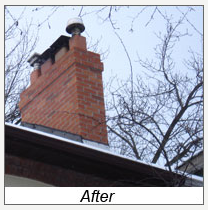 Chimney Rebuild 2 After