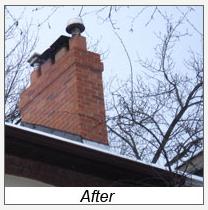 Chimney Rebuild 2 After